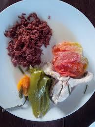 une royale en cuisine repas léger ma version de pépé soupe soupe de poisson dorade