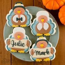 thanksgiving cookie decorating ideas how to make pilgrim turkey cookies semi sweet designs