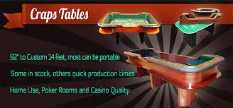 Crap Table For Sale Custom Poker Tables Blackjack Craps Tables Chairs U0026 Ceramic Poker