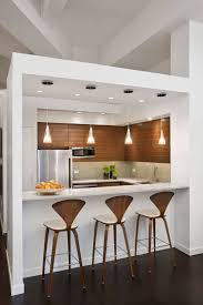 kitchen nice looking open space interior cabin kitchens island