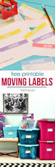 writing paper with space for picture stay organized during your move with free diy printable moving stay organized during your move with free diy printable moving labels with plenty of writing space