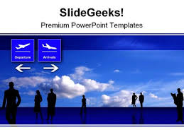 airport powerpoint template free download aviation powerpoint