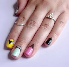 cuticle tattoos the latest nail art trend not another poppie