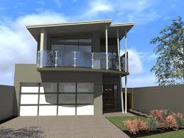 Home Design For Narrow Block Inspiring Narrow Block House Designs To Save Space Optimally