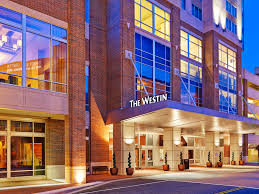 Virginia Map Showing Attractions Amp Accommodation by Virginia Beach Hotels The Westin Virginia Beach Town Center