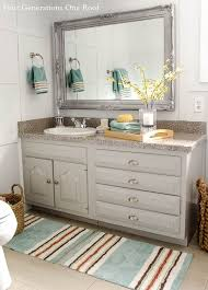 Modern Cottage Bathroom Bathroom Refresh With Better Homes And Gardens Makeover Modern
