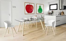 White Plastic Dining Chair 50 Modern Dining Chairs To Set Your Table With Style Interior