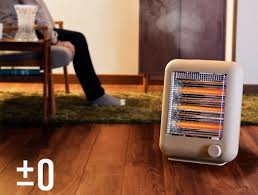 japanese heater japan trend shop plusminuszero infrared electric heater with steam
