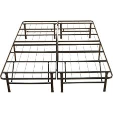 zinus bed frames u0026 box springs bedroom furniture the home depot