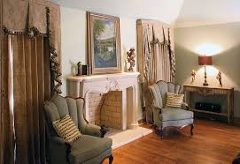 interior gallery a classic sitting area complete with elegant cast stone fireplace updated in interior home remodel