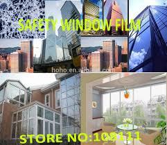 house window tint film anti uv car window tint film solar 1 52 30m 2mil car safety film