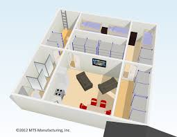 mts manufacturing featured projects underground survival