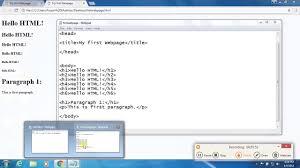 javascript tutorial head first complete web development using html css and javascript tutorial 1