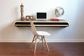 Modern Wall Desk Minimal Float Wall Desk From Orange 22