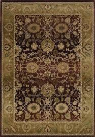 Oriental Weavers Rugs Oriental Weavers Generations 1732m Plum Area Rug