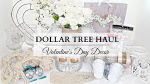dollar tree haul neutral valentine u0027s day home decor items u0026 diy