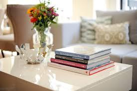 Photo Coffee Table Books Use Coffee Table Books As Decor Fashionable Hostess