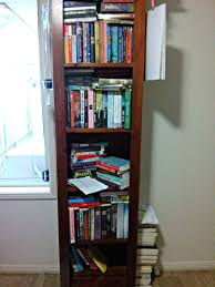 decorating cheap book shelves tall bookshelves furniture for home