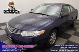pre owned toyota camry for sale used toyota camry solara for sale in lancaster pa edmunds