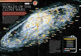 Marvel Universe Map Worlds Of The Star Wars Triton World