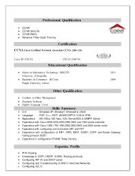 ccnp network engineer resume free word download resume ccna