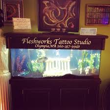 10 tattoo shops olympia wa fleshworks tattoo studio seattle