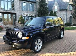 jeep suv 2011 2011 jeep patriot for sale in wildwood mo 63038