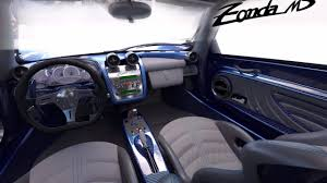 pagani interior yet another pagani zonda one off special made the md