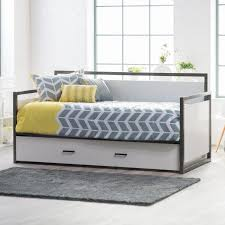 Daybed With Mattress Daybed Mattress Cover Will Make Comfortable Impression Bedroomi Net