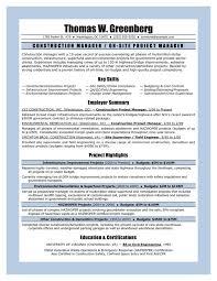 Program Director Resume Sample by It Program Manager Resume Jobs Billybullock Us