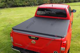 Folding Bed Cover Np300 Navara 2016 Soft Tonneau Cover Ultra Taught Top Quality Bed
