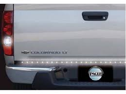 pacer outback led tailgate light bar led light bar