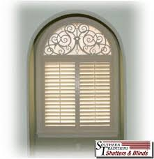 Arch Windows Decor Endearing Fan Shades For Arched Windows Decorating With Best 25