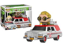 ecto 1 for sale ghostbusters 2016 ecto 1 vehicle with jillian holtzmann figure