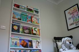 Childrens Wall Bookshelves by Childrens Wall Mounted Bookshelf Home Design Ideas