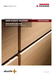 Laminate Flooring Egger Egger Acoustic Solutions Egger Pdf Catalogues Documentation