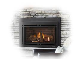 Direct Vent Fireplace Insert by Ruby Series Direct Vent Gas Fireplace Insert Majestic Products