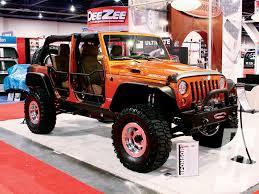jeep jku side 154 1103 candy shop cool and custom jeeps bushwacker wrangler jk