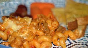 easy recipe italian pasta casserole crystalandcomp com