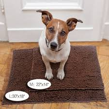 Mud Rugs For Dogs Amazon Com Dog Rugs Dirty Absorbent Dog Doormat 30