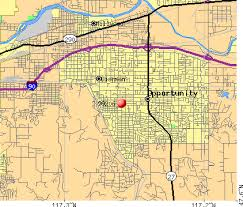 spokane zip code map 99206 zip code spokane valley washington profile homes