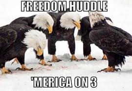 Patriotic Eagle Meme - best alabama vs michigan state football memes from the cotton bowl