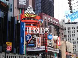 big hersheys chocolate store picture of hershey s times