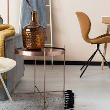 cupid side table in copper finish side u0026 coffee tables cuckooland