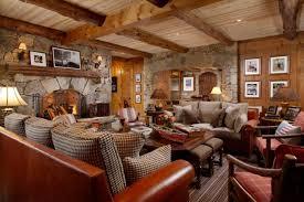 log cabin living room decor 20 cabin living room designs ideas design trends premium psd