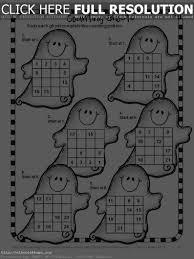 Halloween Math Printables 100 Halloween Math Games Best 20 First Grade Games Ideas On