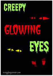 glowing eyes halloween photo album best 25 halloween eyes ideas