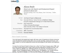 Resume And Job Search Services by We Found 70 Images In Resume Profile Summary Examples Gallery