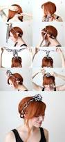 best 25 scarf hairstyles ideas on pinterest bandana headband