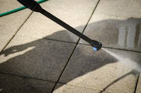 Cleaning Patio With Pressure Washer Can Pressure Washing Damage Concrete Pavers Bricks Install